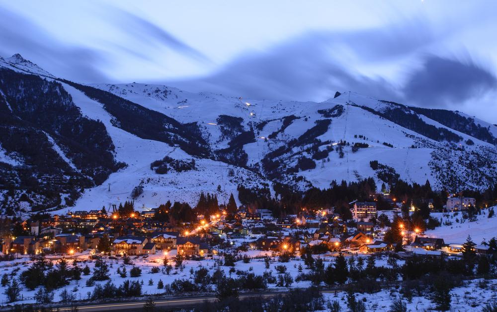 Bariloche is Argentina's best skiing mecca.