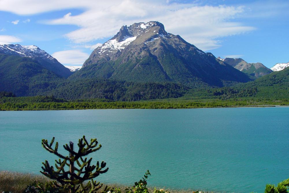 Lake Tronador.