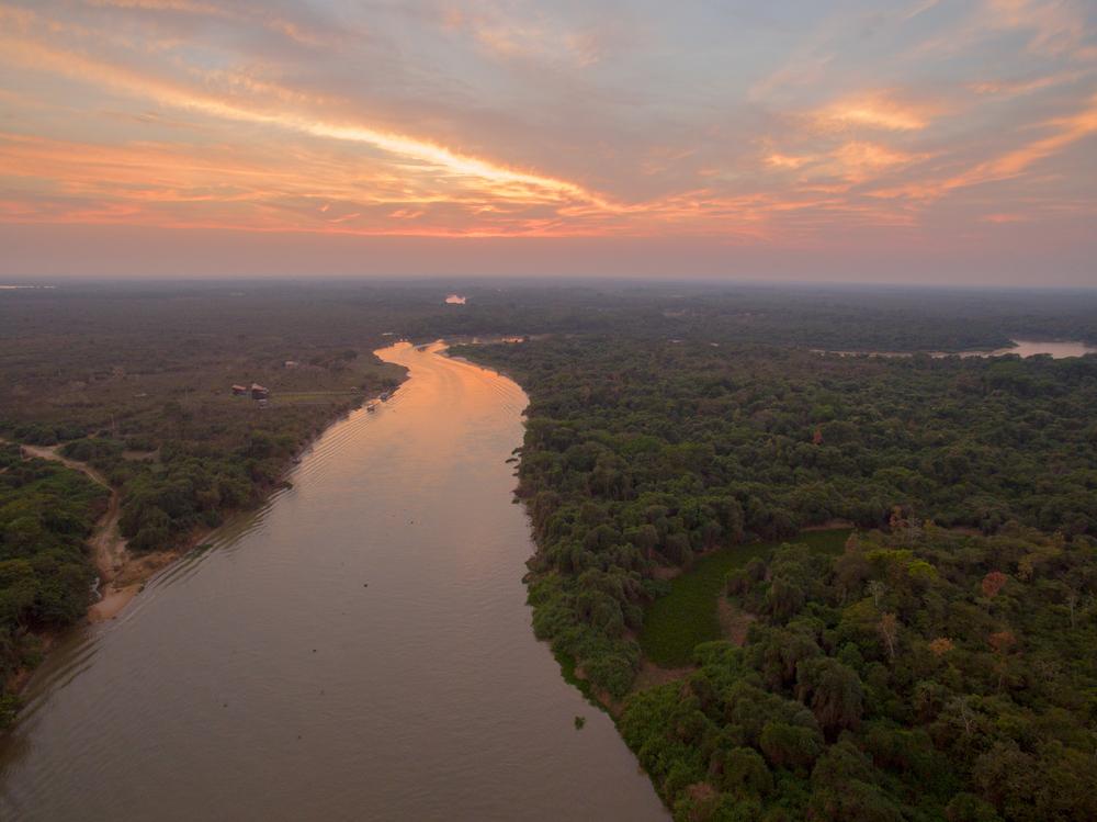 Amazing Sunrise shot at Pantana