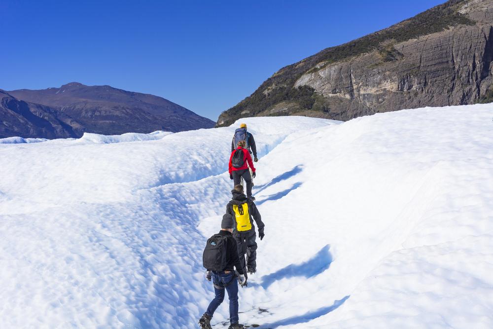 El Perito Moreno Trek