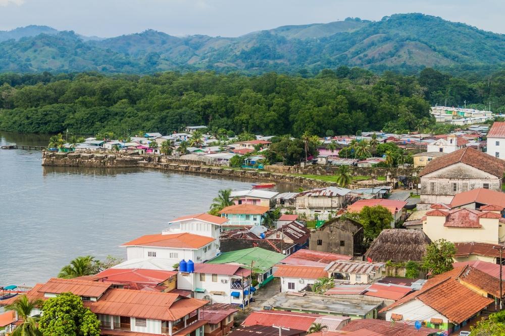 Town of Portobelo