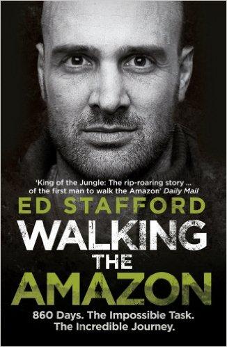 Walking the Amazon.