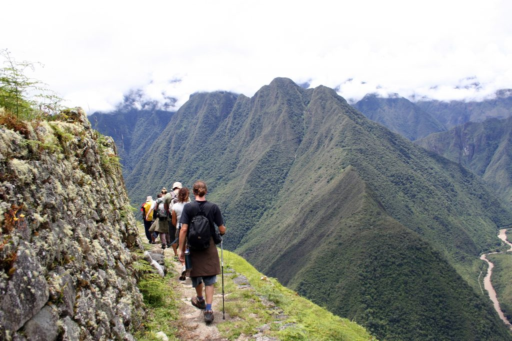 Hiking in Latin America is infinitely safer in groups, for all sorts of different reasons.