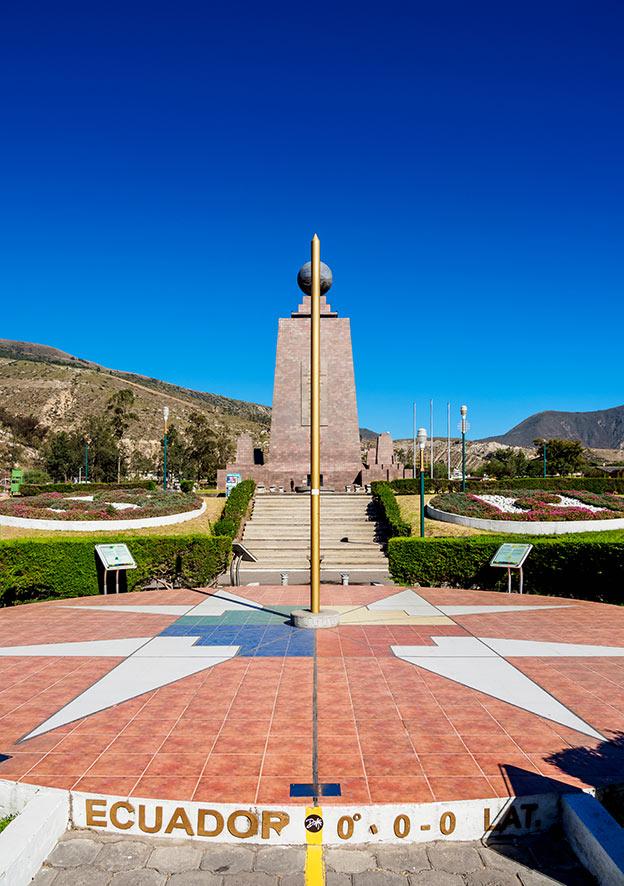 Monument to the Equator, Ciudad Mitad del Mundo