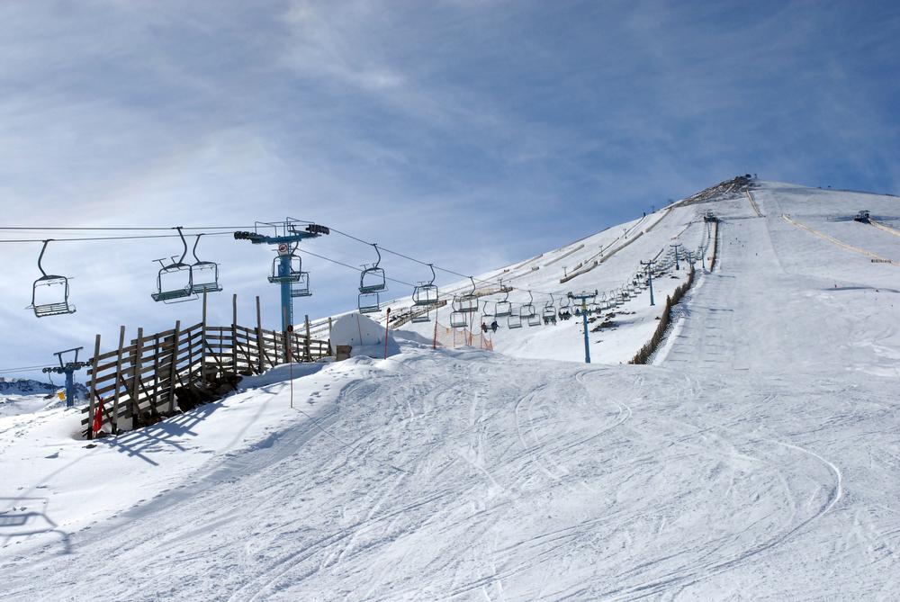 Colorado Ski Station