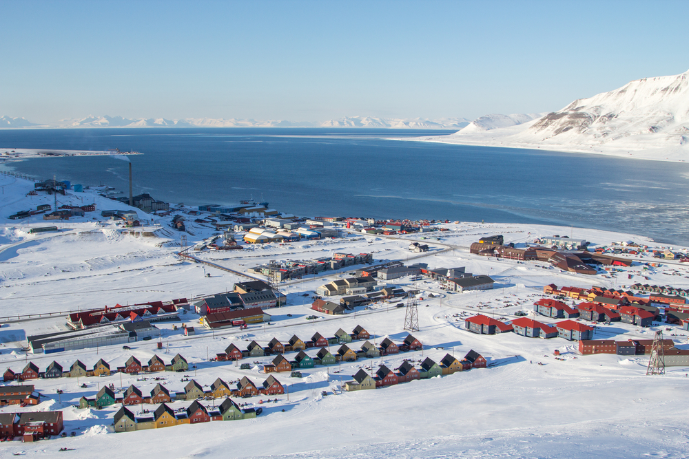 Longyearbyen - the most Northern settlement in the world