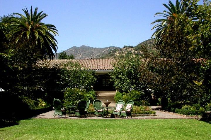 Hacienda Los Lingues Chile