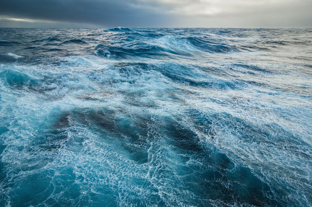 One of the highlights of a cruise to Antarctica is crossing the Drake Passage, the roughest stretch of seas in the world