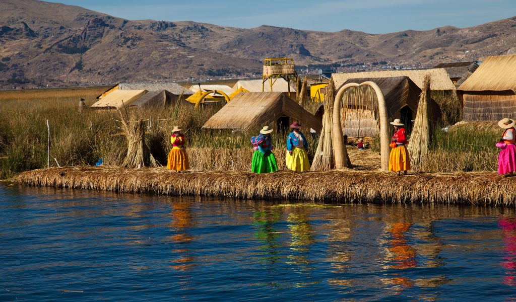 Explore Lake Titicaca in May.