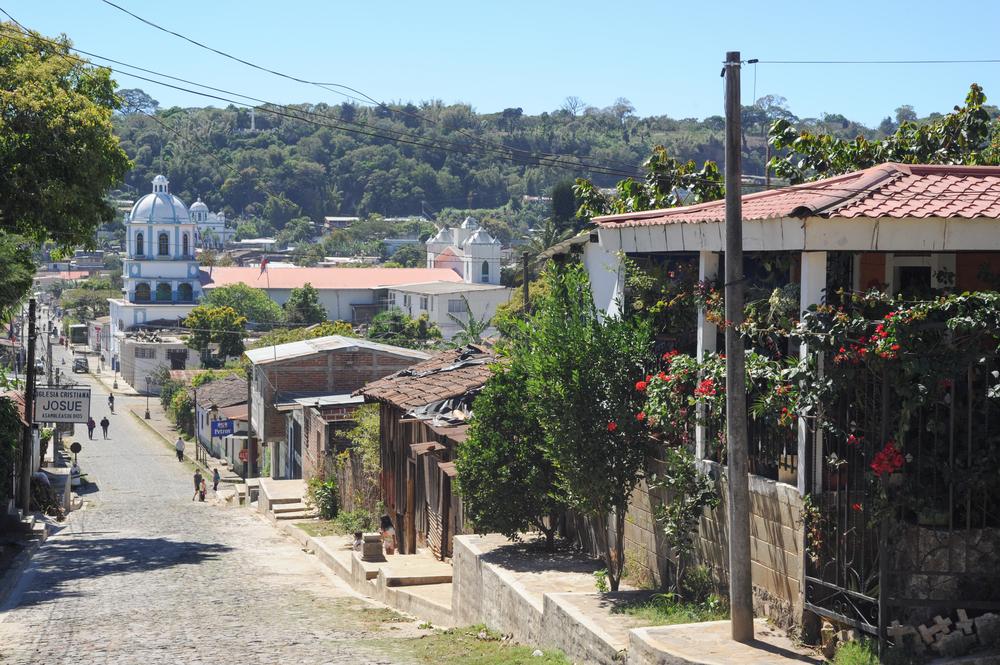 Visit the cultural highlight of El Salvador