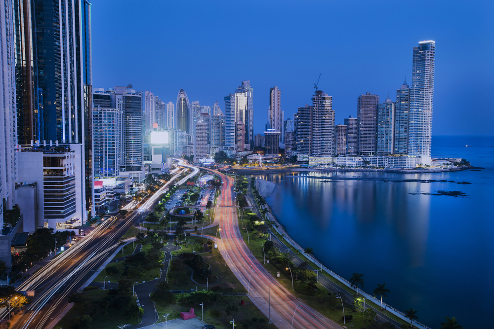 Explore Panama city by night and day