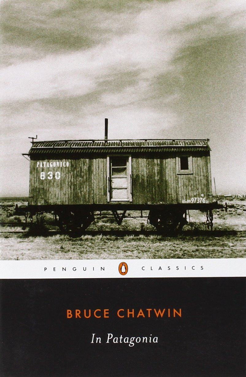 In Patagonia by Bruce Chatwin book cover