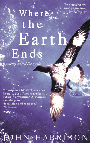 Where the Earth Ends by John Harrison Book Cover