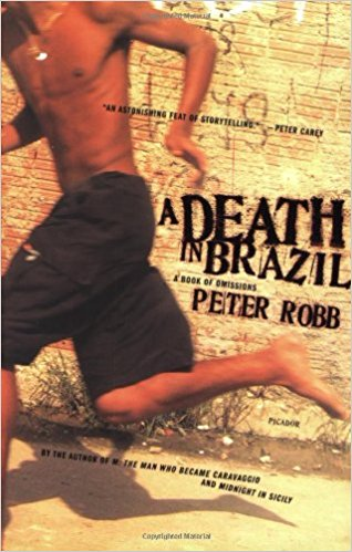 A Death in Brazil by Peter Robb book cover