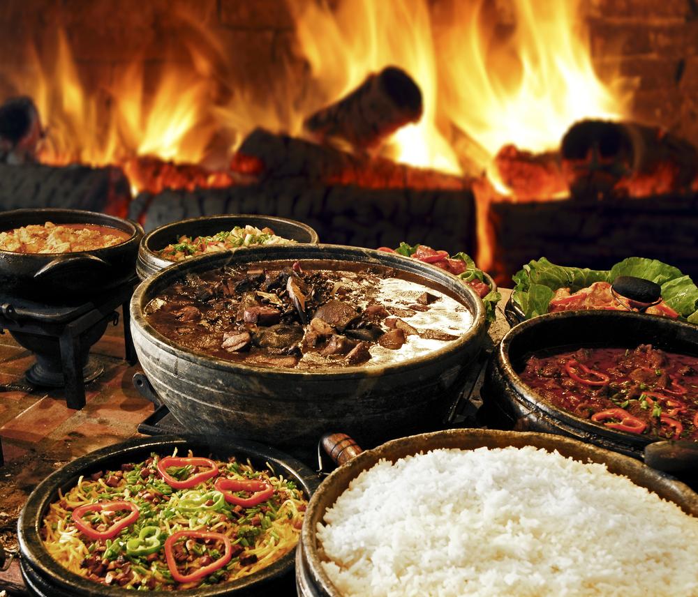 Feijoada Brazilian cuisine