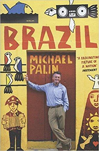 Michael Palin Brazil book cover