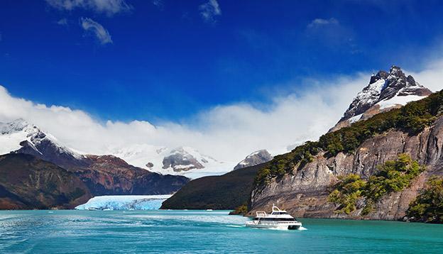 Spegazzini Glacier, Argentino Lake, Patagonia, Argentina. Photo Credit: Shutterstock