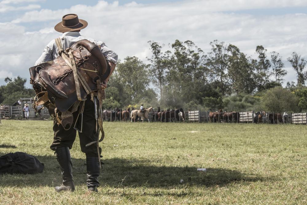Gaucho in the Campo, Maldonado, Uruguay. Photo Credit: Shutterstock