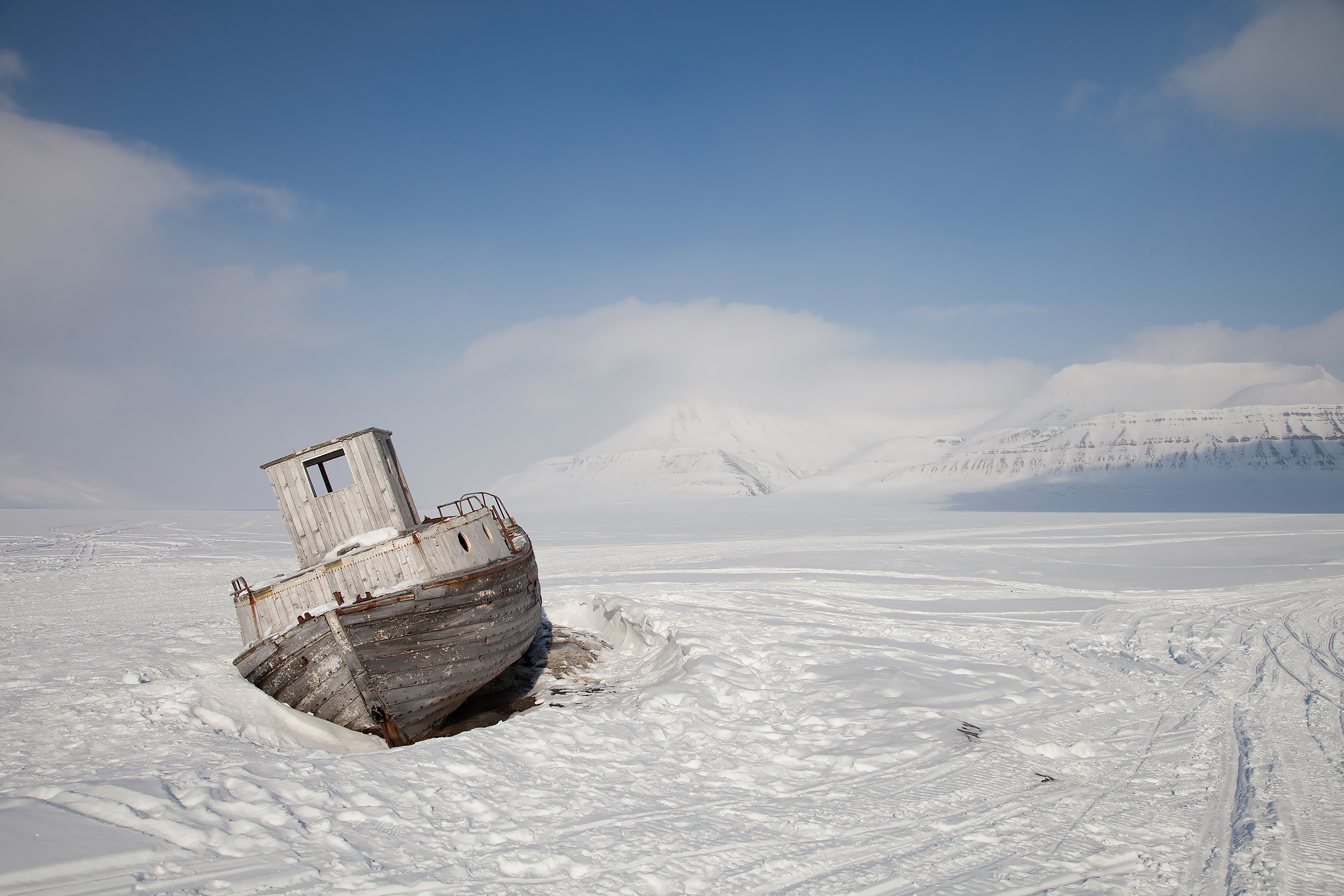 From UK to the Arctic
