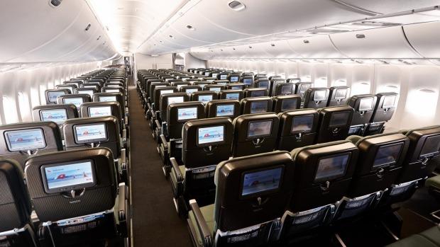 Inside Qantas 747. Photo Credit: Traveller.com.au