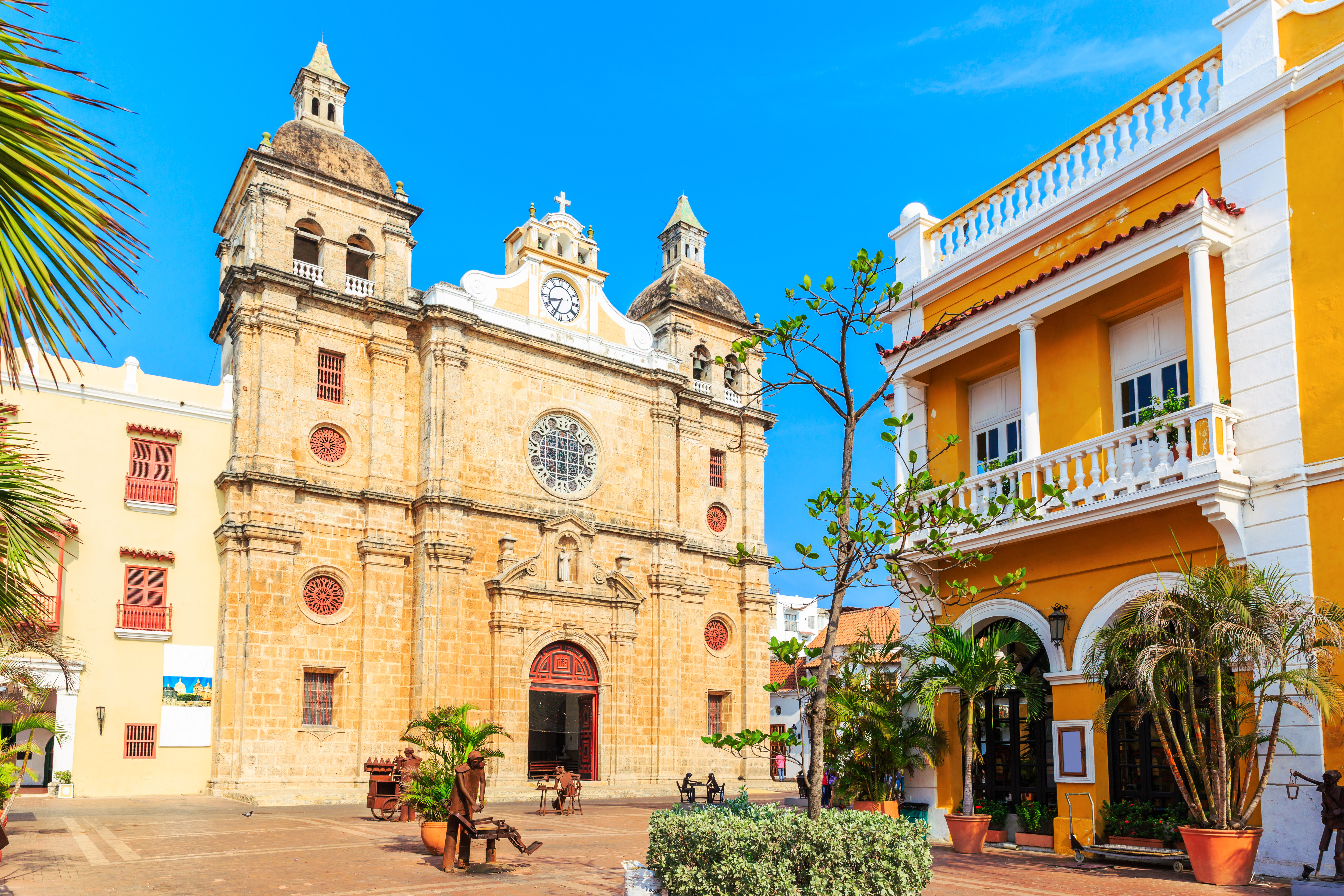 Cartagena, Colombia, South America. Photo Credit: Shutterstock