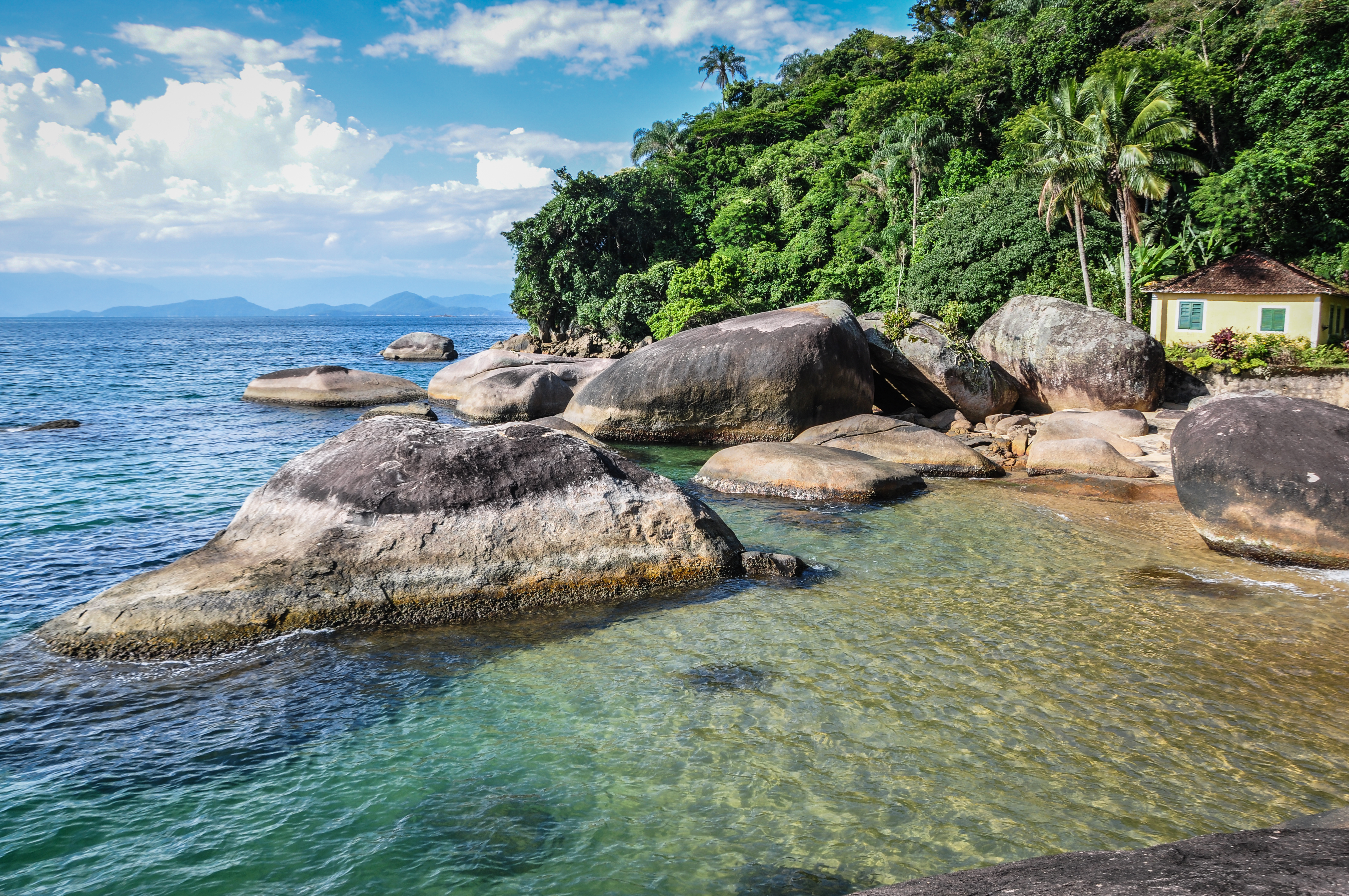 Ilha Grande, Brazil, South America. Photo Credit: Shutterstock