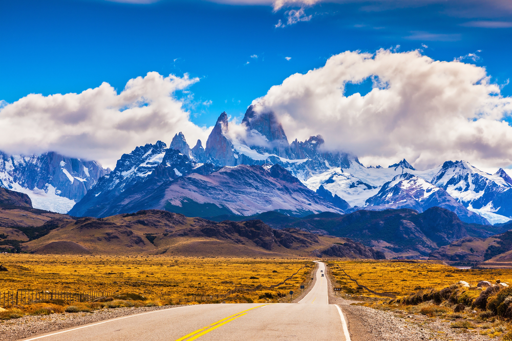 Patagonia Mountains,