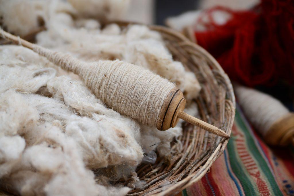 alpaca wool peru credit shutterstock