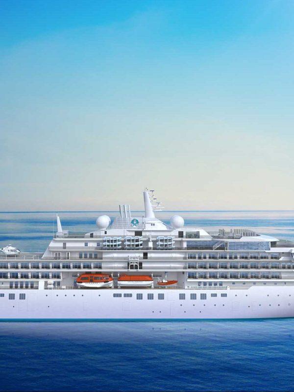 Crystal_Endeavor_Exterior-CREDIT: Crystal Cruises