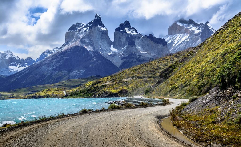 Torres Del Paine National Park Chili Patagonia South America credit Shutterstock