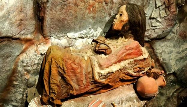 Mummy Juanita. Photo Credit: Ancient Origins