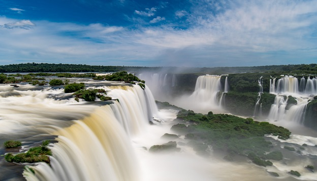 Iguazu Falls, Brazil. Photo Credit: Shutterstock