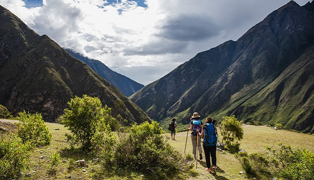 Ince Classic Trail in Peru. Photo Credit: Shutterstock