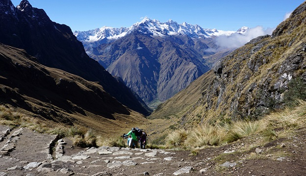 Dead Woman's Pass of the Inca Trail. Photo Credit: Shutterstock