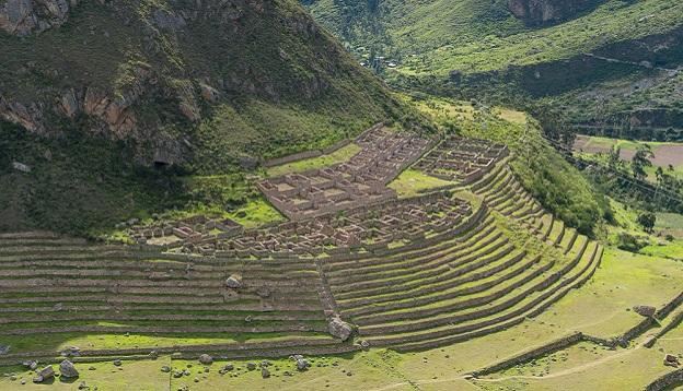 Inca ruins. Photo Credit: Shutterstock