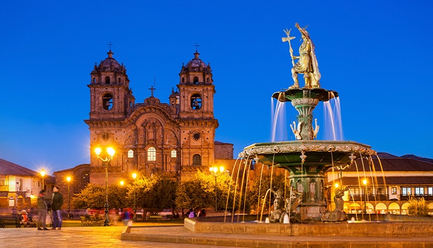 Plaza de Armas, Cusco. Photo Credit: Shutterstock