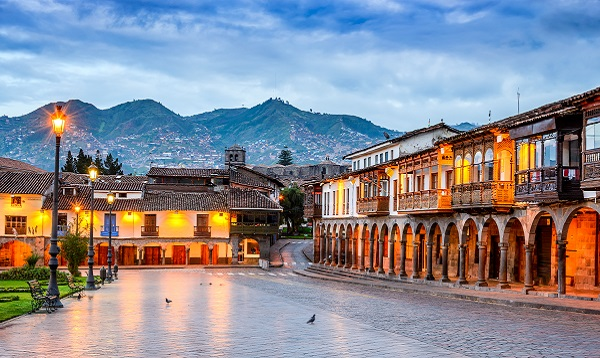 Cusco, base-town for visits to Machu Picchu. Photo Credit: Shutterstock