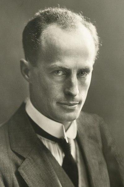 Portrait of Douglas Mawson from 1914