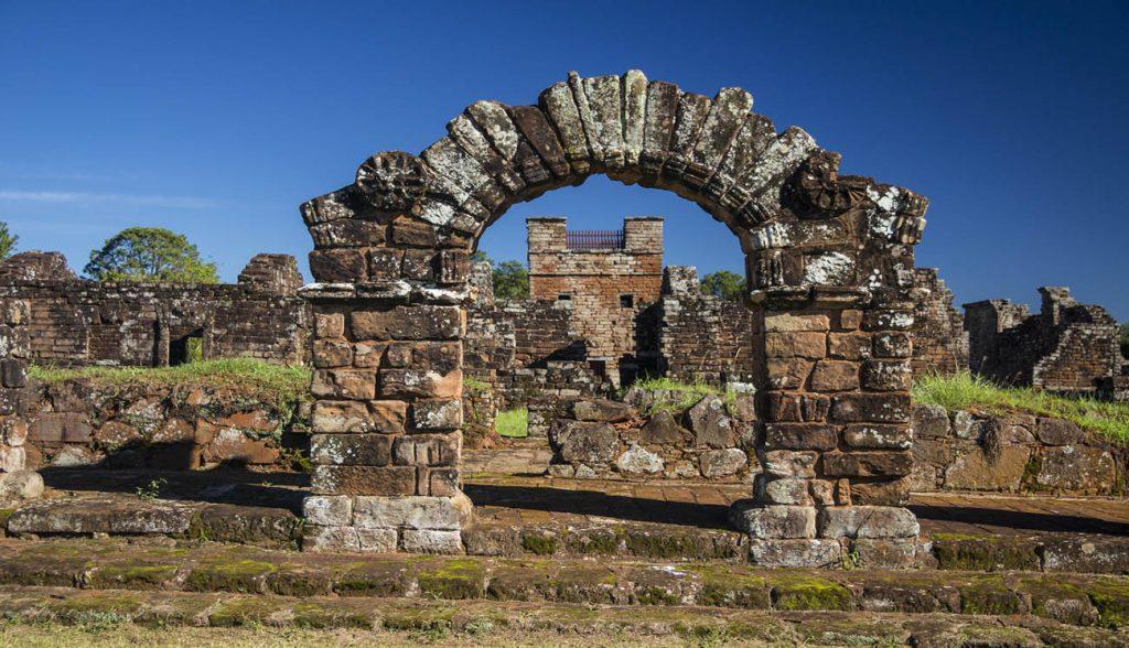 Jesuit Guarani ruins, Paraguay