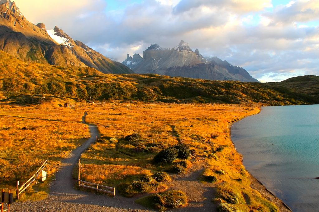 W-Circuit in Torres del Paine National Park - Patagonia - Chile