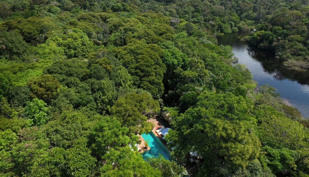 Amazonia Forest and Anavilhanas Jungle Lodge, Brazil