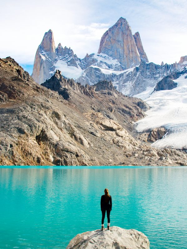 Fitz Roy Mountain Patagonia