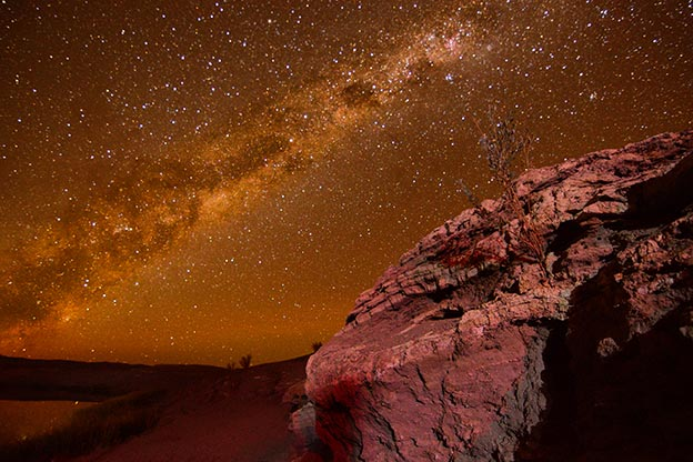 2020 Vision: Slow Travel - Stargazing in the Atacama Desert