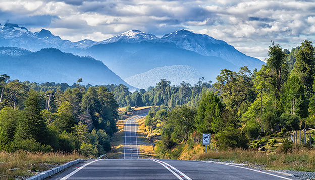 Slow Travel - Chile's Carretera Austral, Patagonia.