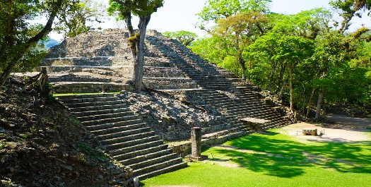 Copan Tour with Tunnels & David Sedat